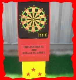 MAGNETIC ENGLISH DARTS / 5 hours