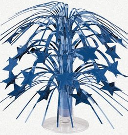 MINI STAR CASCADE CENTERPIECE BLUE