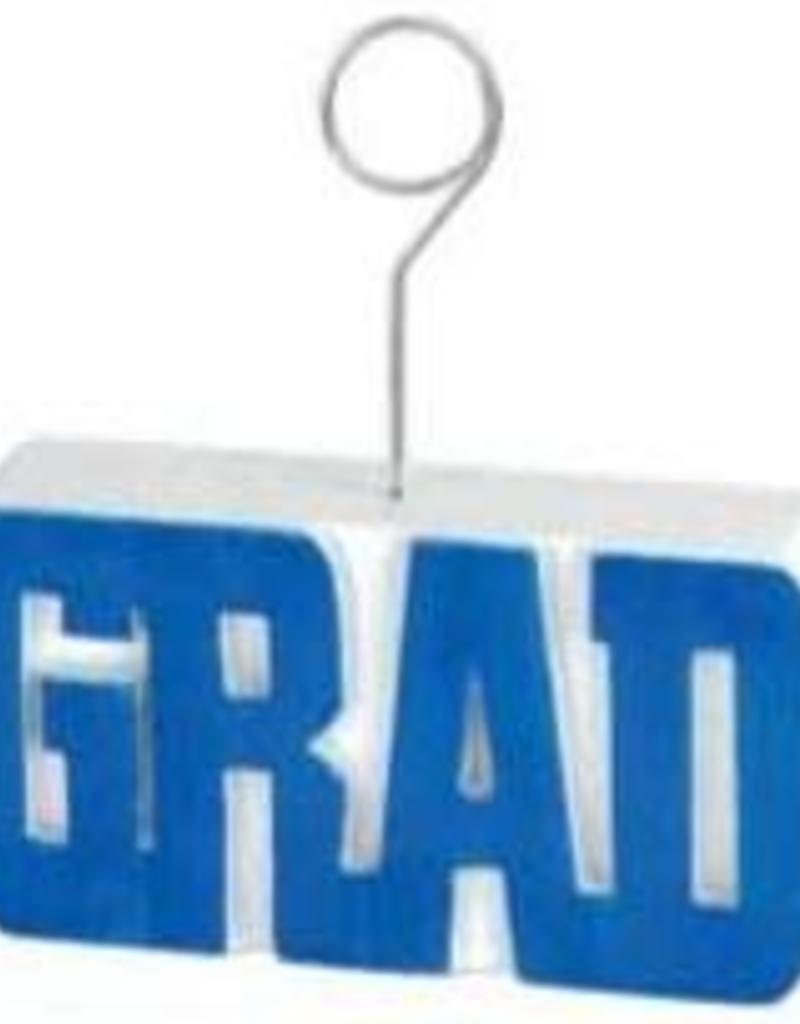 BLUE GRAD PHOTO HOLDER