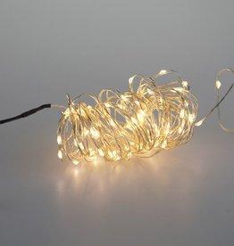 FAIRY LIGHTS 40 LED's WARM WHITE