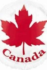 """18"""" CANADA BALLOON"""