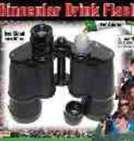 Forum Novelties BINOCULAR FLASK