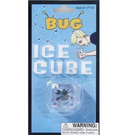 FAKE ICECUBE WITH BUGS