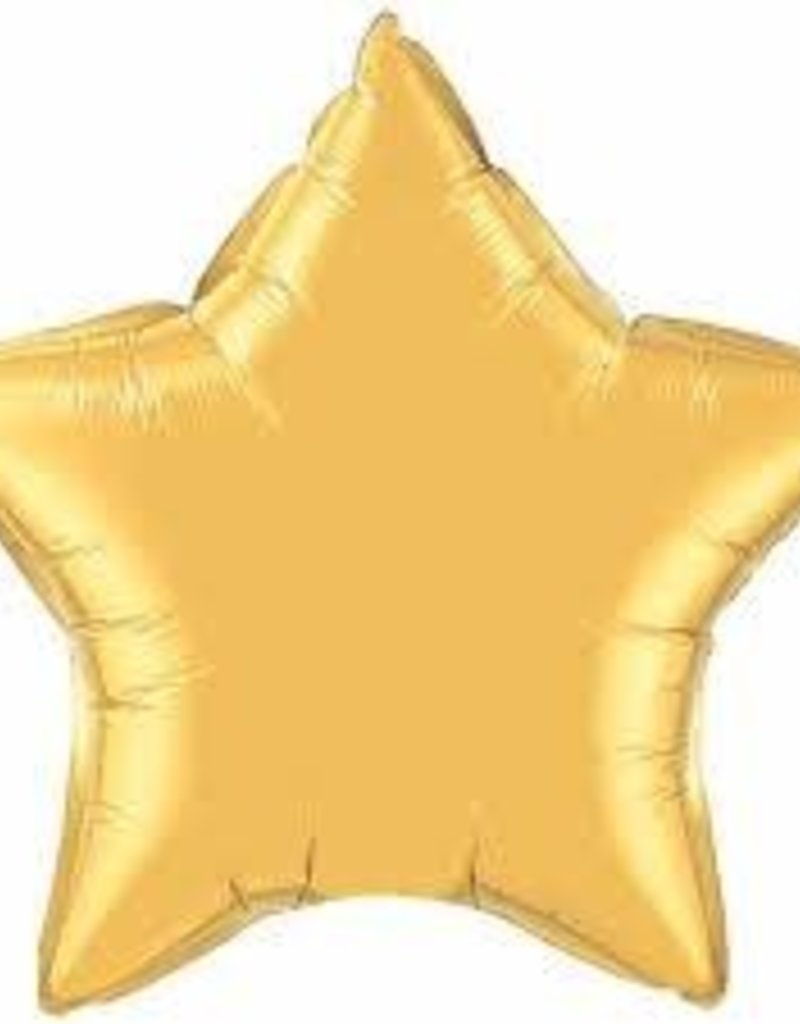 "20"" Star - Gold"