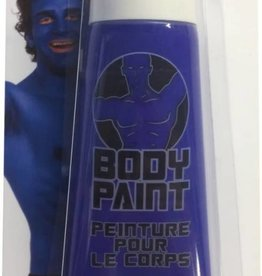 3.4 oz. Blue Body Paint