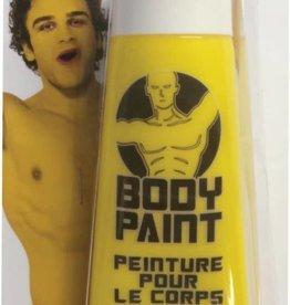 3.4 oz. Yellow Body Paint
