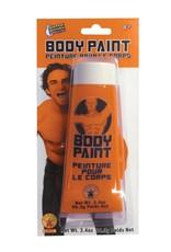 3.4 oz. orange Body Paint