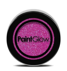 UV Glitter Shaker, 5g Candy Pink