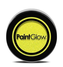 UV Glitter Shaker, 5g Sherbet Lemon