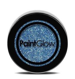 UV Glitter Shaker, 5g Ice Blue