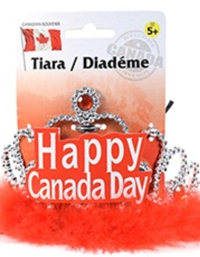 Canada Day Tiara