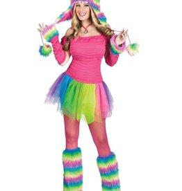 Rockin Rainbow Monster Med/Large