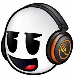 Sticker - Rave - head - headphones (dank dead)