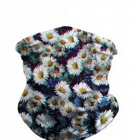 IHEARTRAVES Bandana - Mask - Rave (Daisy flower)
