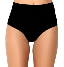 IHEARTRAVES High waisted shorts (black) (M/L)