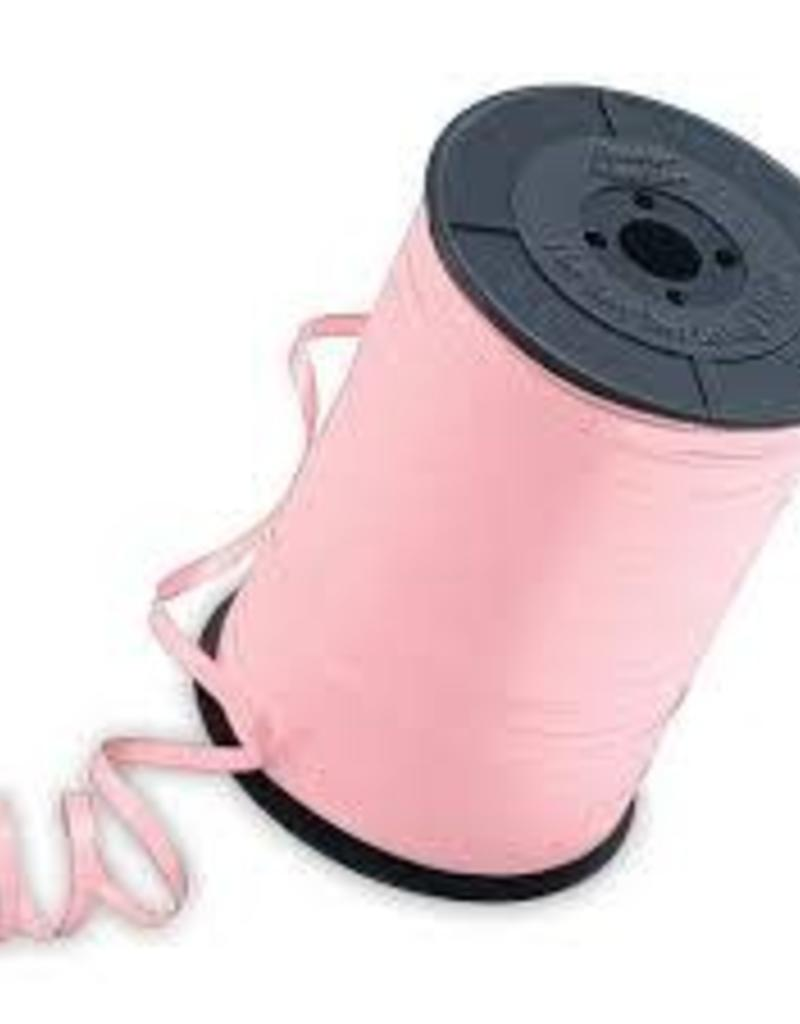 "Qualatex 3/16"" Pink Ribbon 500yds"