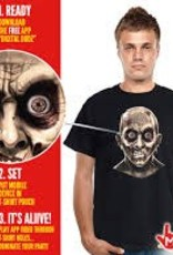 DIGITAL DUDZ T-SHIRT - XL - Zombie Eyeballs Shirt