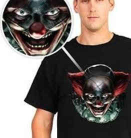 DIGITAL DUDZ T-SHIRT - XL - Clown eyes
