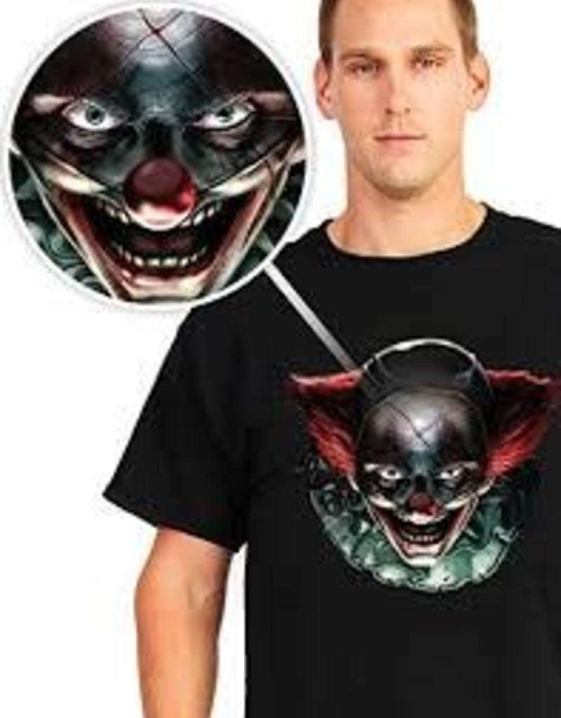 DIGITAL DUDZ T-SHIRT - XL - Clown eyes