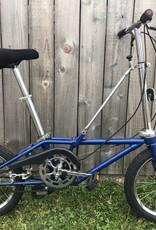 """1980s Dahon Classic III 16"""" Folding Bike"""