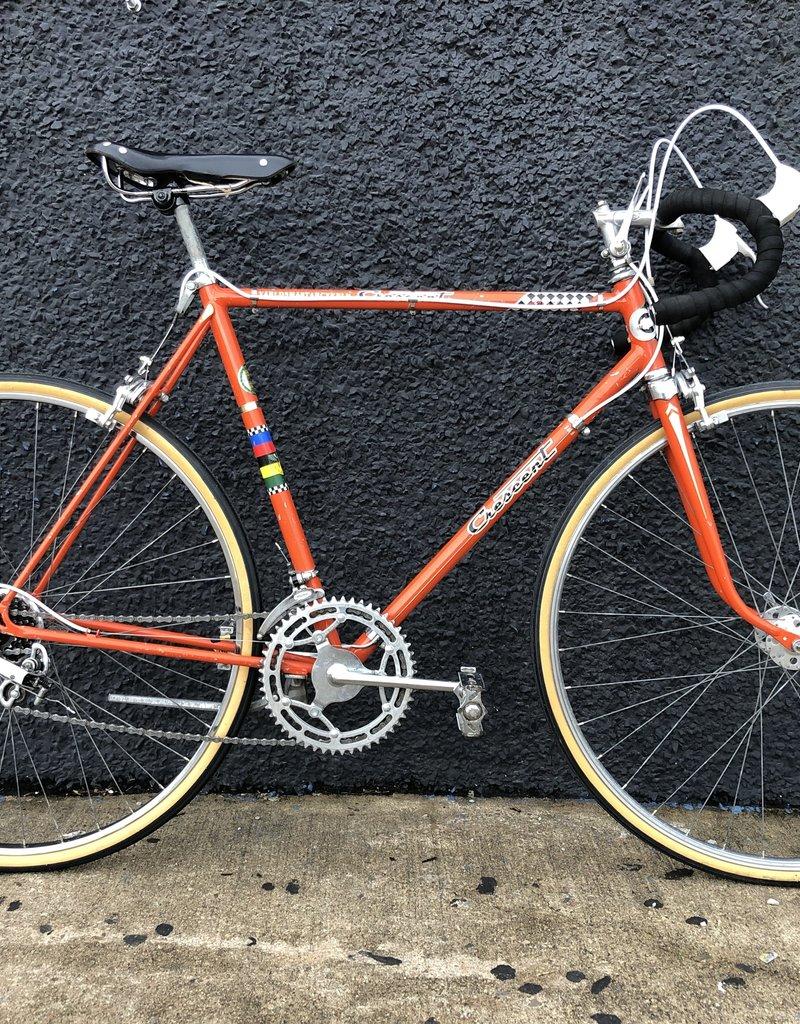 1970s Crescent Varldsmastarcyklen 56cm