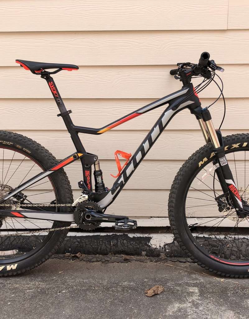 2017 Scott Spark 730 Plus Large
