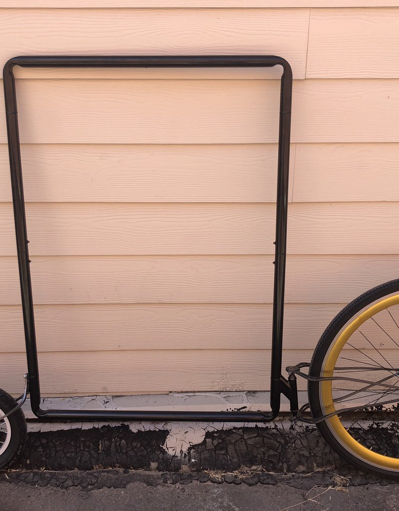 Bicycle Advertising Trailer