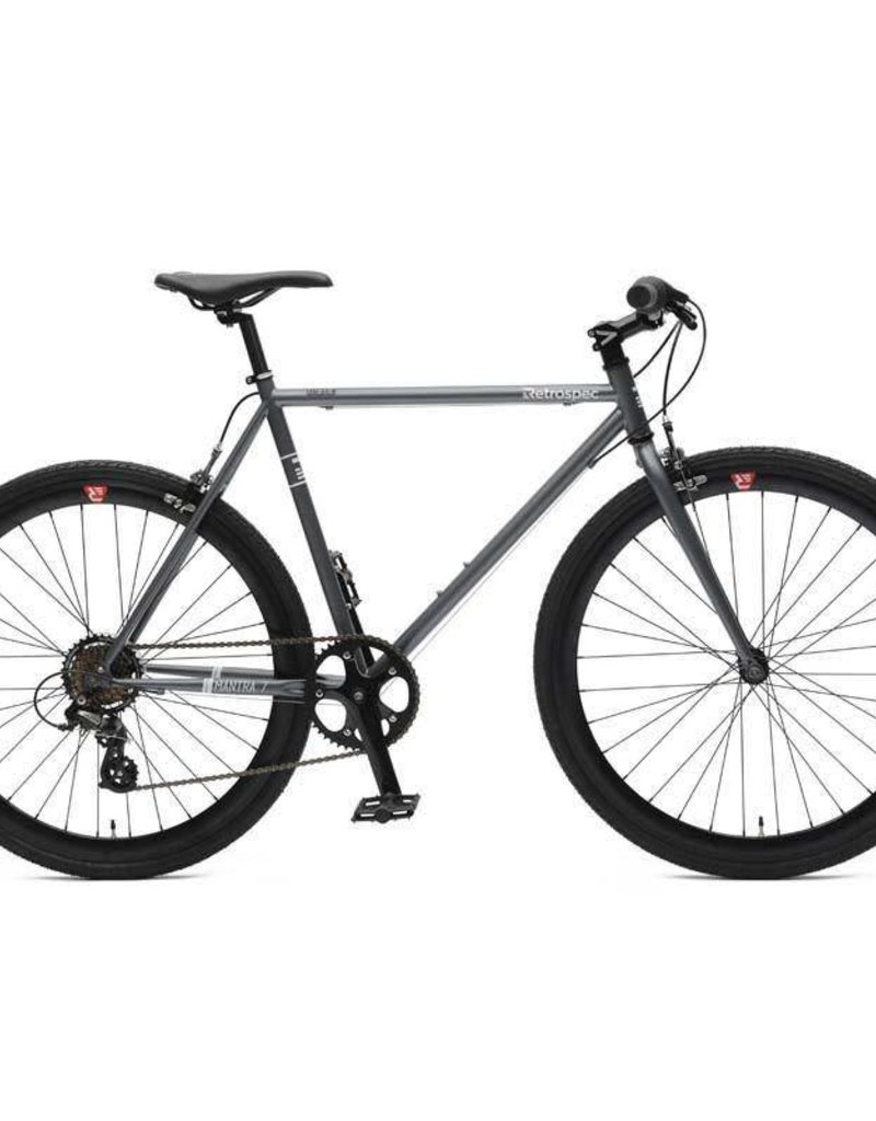 Retrospec Bicycles Retrospec Mantra V2 SS/FG Seven-Speed