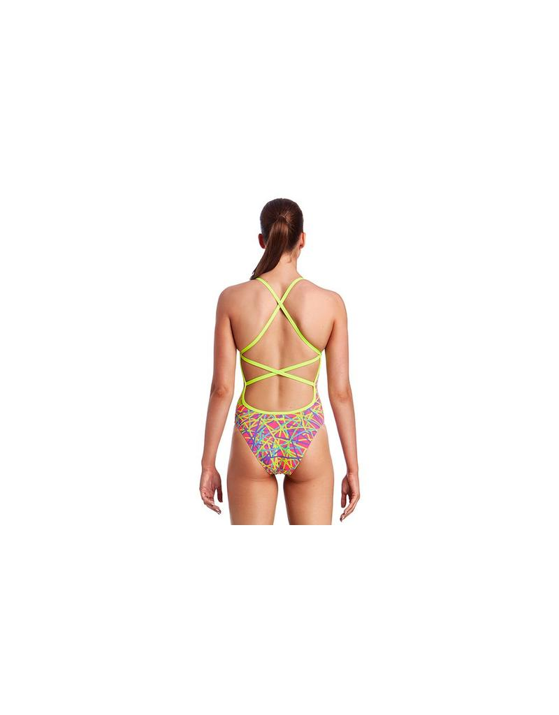9dd6d47415ac8d Funkita Ladies Strapped In One Piece Bound Up - Soles and Suits ...