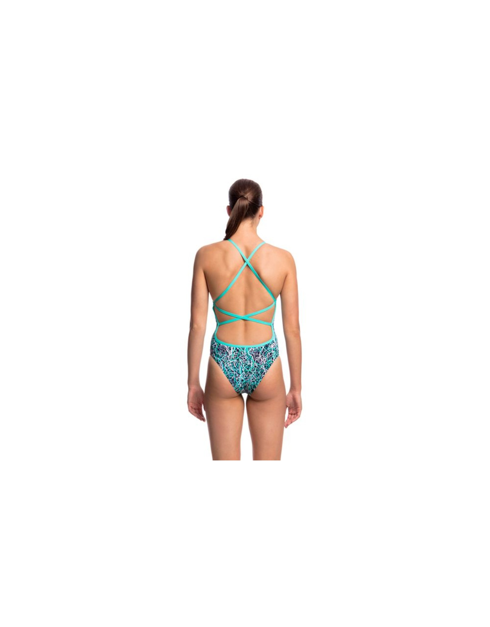 Funkita Funkita Ladies Strapped In One Piece So Vane