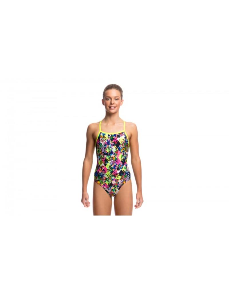 524d0079a6081 Funkita Girls Strapped In One Piece Princess Cut - Soles and Suits ...