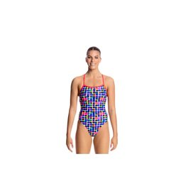Funkita Funkita Ladies Strapped In One Piece Inked