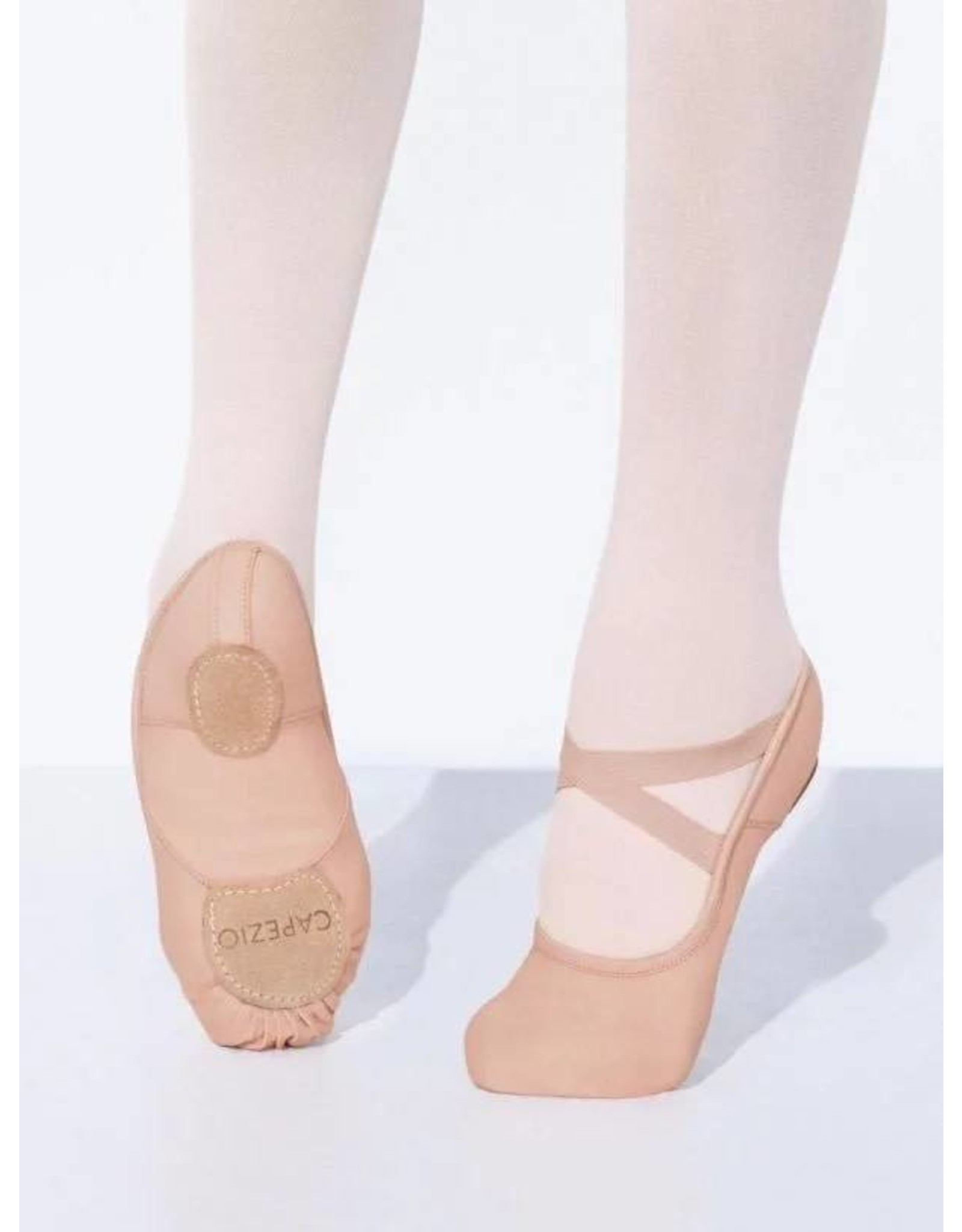 Capezio 2037 Hanami Ballet Slipper