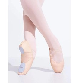 Capezio 2027 Juliet Leather Split Sole Ballet Shoes