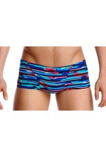 Funky Trunks Funky Trunks Mens Classic Trunk - Meshed Up