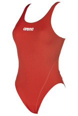 Arena W Solid Swim Tech High - 2A594 / 2A241
