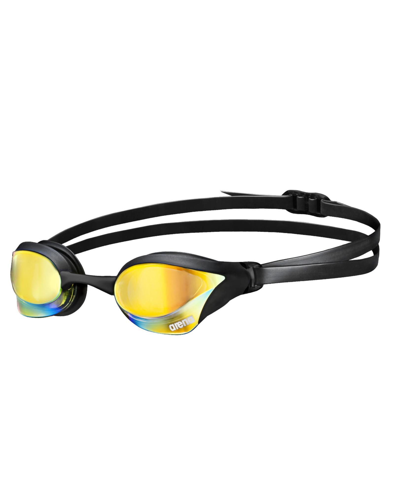 Arena Cobra Core Mirror Goggles