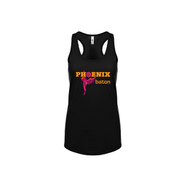 Next Level Apparel Phoenix Racerback Tank
