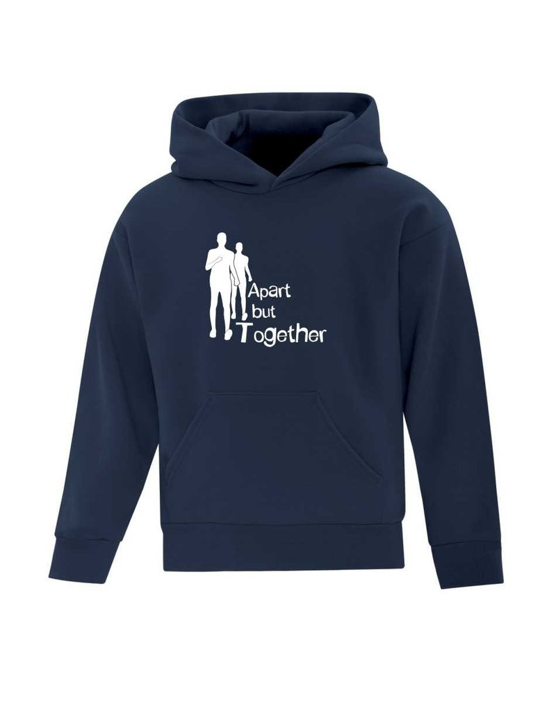 Apart but Together Hoodie