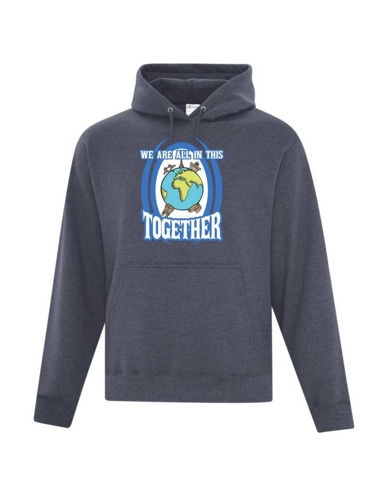 We are all in this together Hoodie