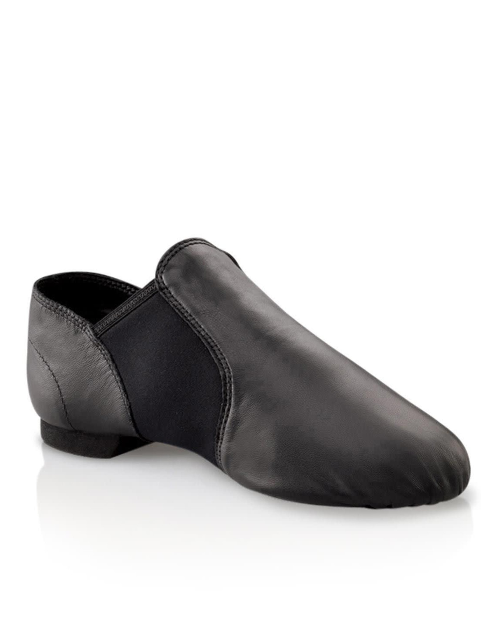 Capezio E-Series EJ2 Jazz Slip On - Black