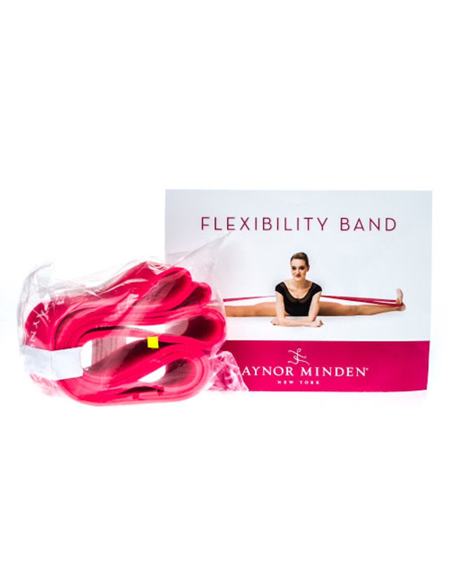 Gaynor Minden Flexibility Band (Powerful Pink)
