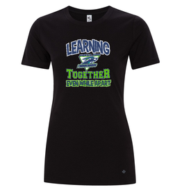 Learning Together T-Shirt Ladies Emerald Ridge