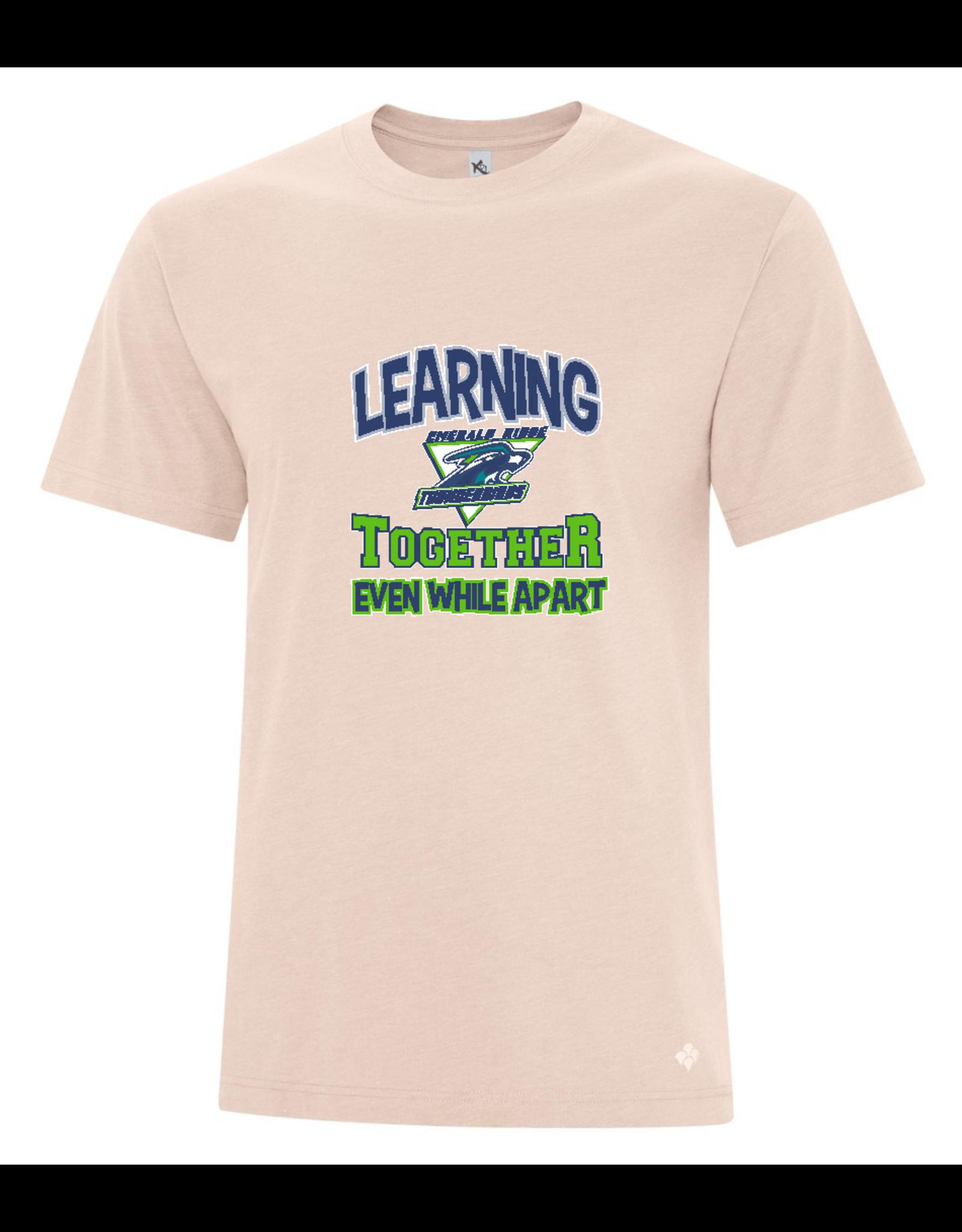 Learning Together T-Shirt Unisex Emerald Ridge