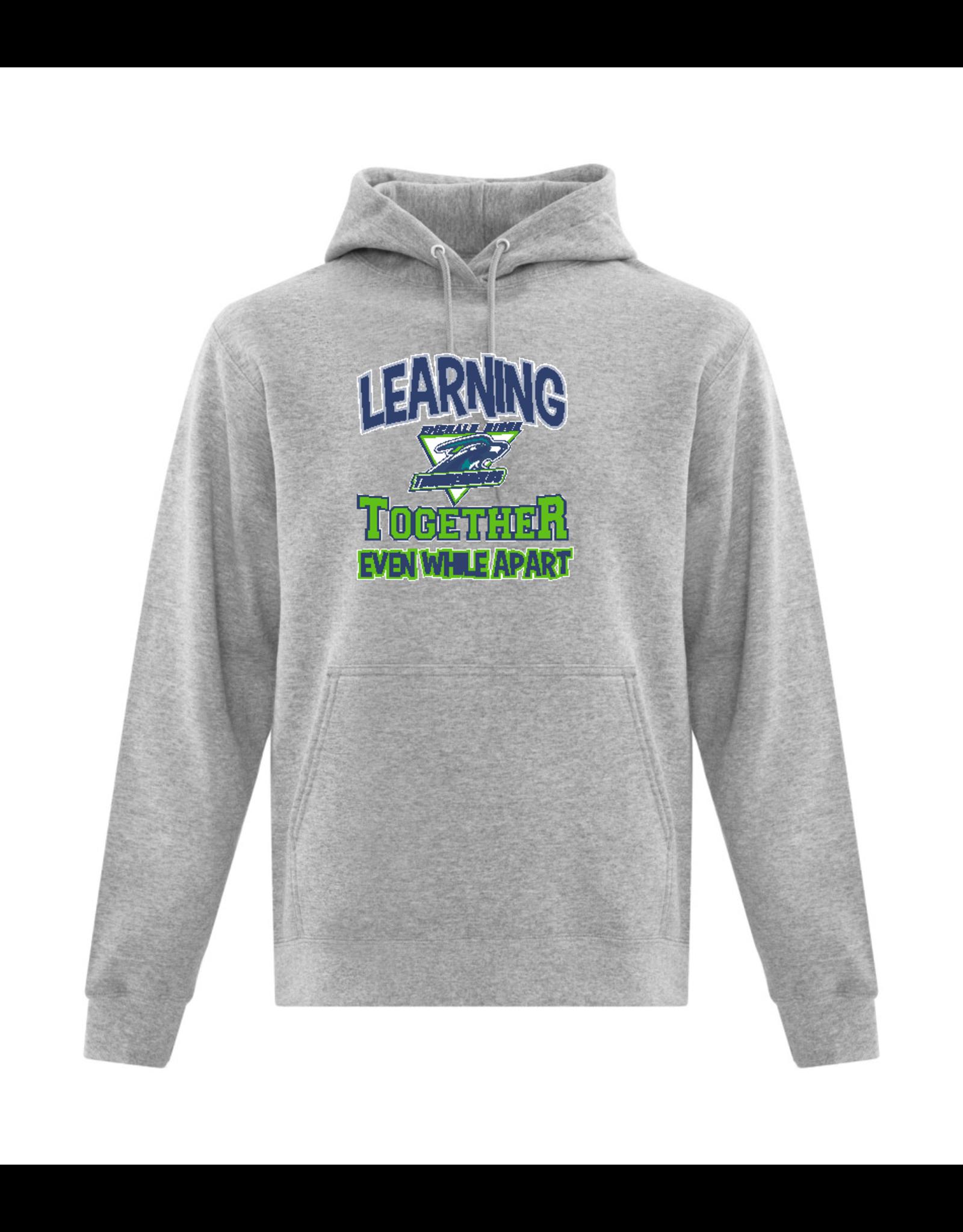Learning Together Hoodie Emerald Ridge