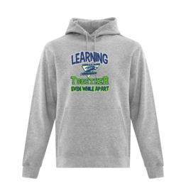 Learning Together Hoodie Emerald Ridge