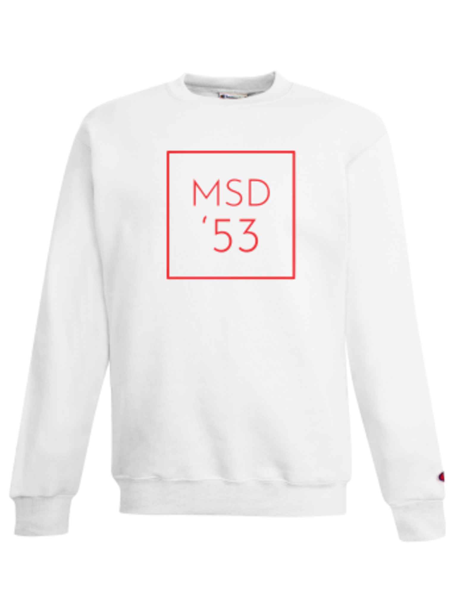 Champion Martin 53 Crew neck sweater - Adult