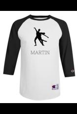 Champion Martin Baseball Tee - Adult
