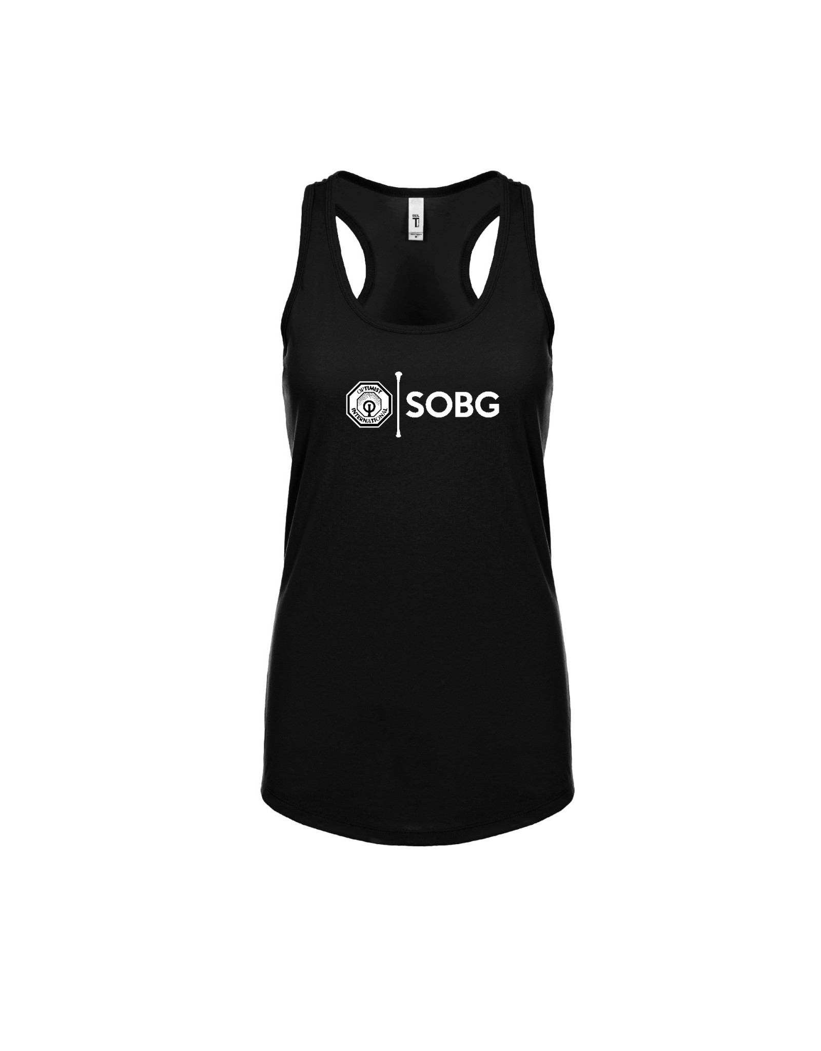 Next Level Apparel SOBG Racerback Tank