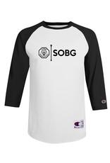 Champion SOBG Baseball Tee